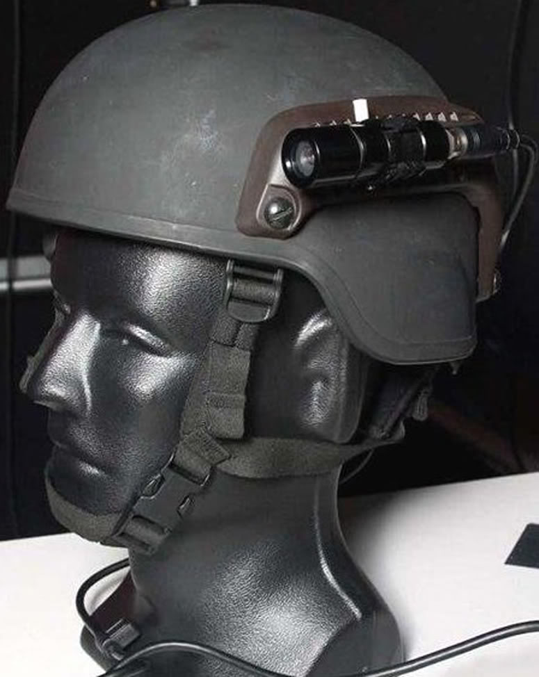 HD with Cable ZEMEX-Helmet mount