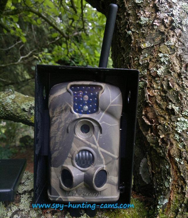 Ltl 5210MM MMS hunting game trail camera 3