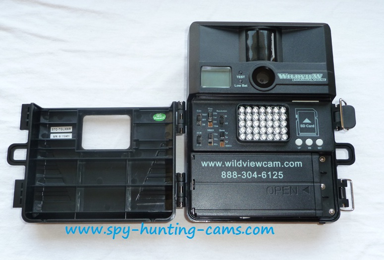 Wildview X8IR hunting game trail cam