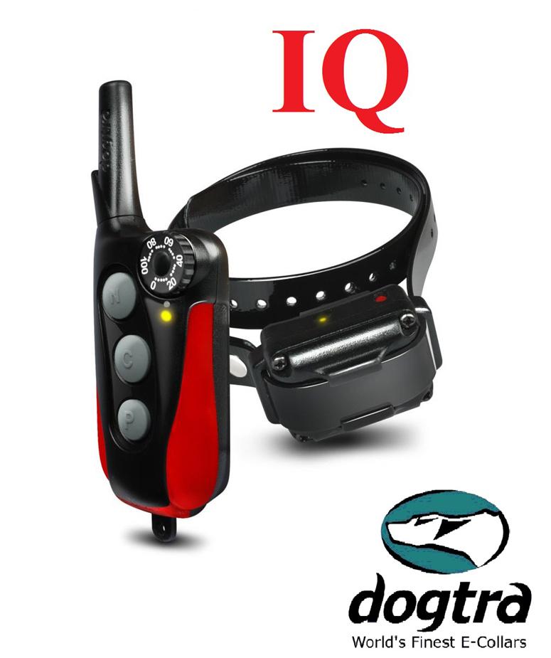 Remote Trainer Collar Dogtra IQ