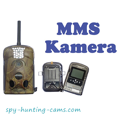 Hunting Trail Camera LTL Acorn 5210M with MMS function via GPRS