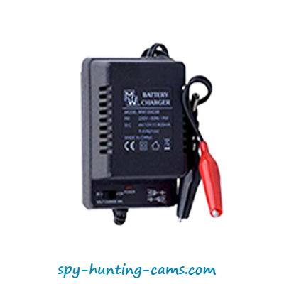 lead acid battery recharger