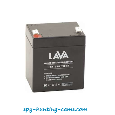 lead acid battery12V 5Ah