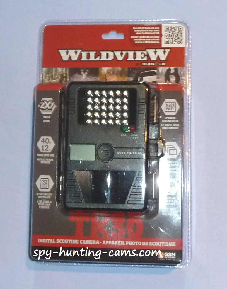 wildview-tk30 game trail cam 2