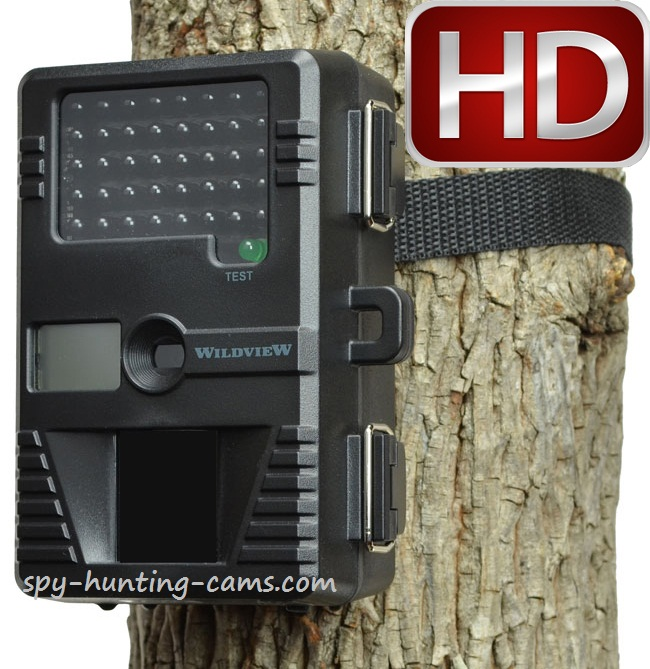 Wildview TK30 Scouting Camera with HD resolution