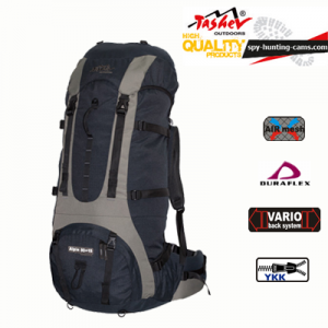 tashev backpack alpine 80+15 blue