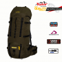 tashev backpack alpine 80+15 green